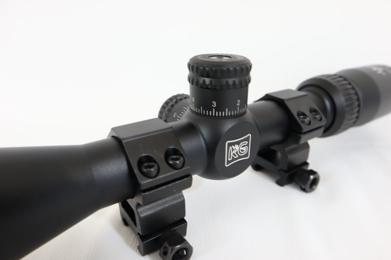 KG Jäger Pro Centerfire Scope