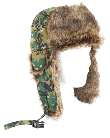 KG Furry Bomber Hat