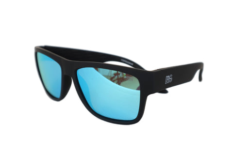 KG Classic Polarized Sunglasses - Blue Lens