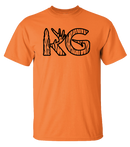 Orange KG Tiger T-Shirt