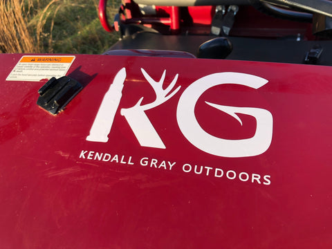 KG Decal