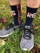 KG Orange Camo Socks