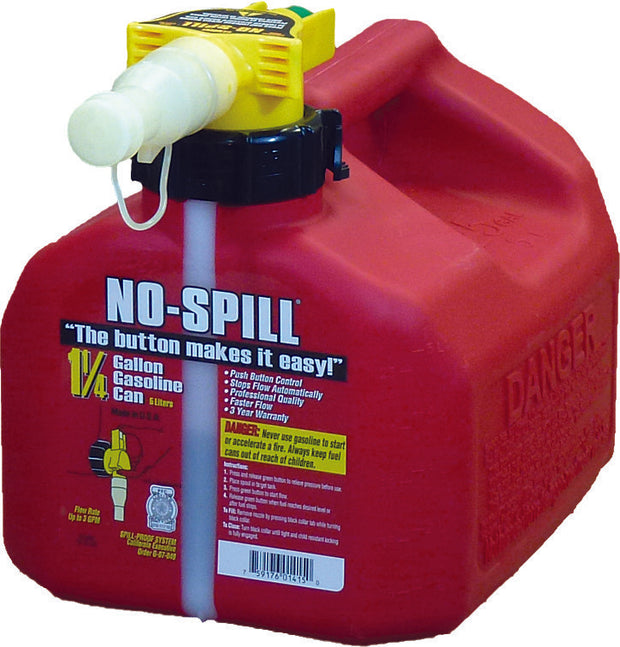 No-Spill Can 1.25 Gallon