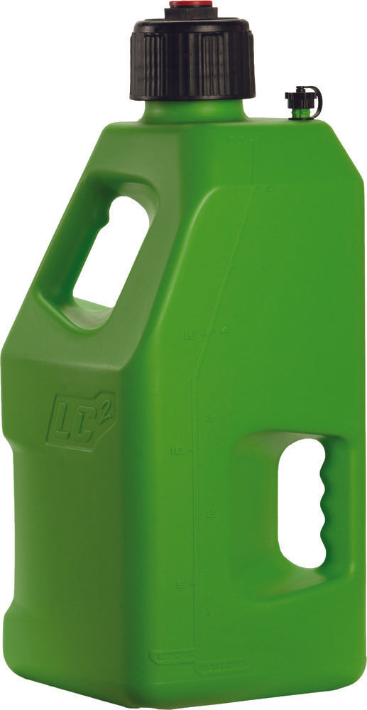 LC2 UTILITY CONTAINER GREEN 5 GALLON