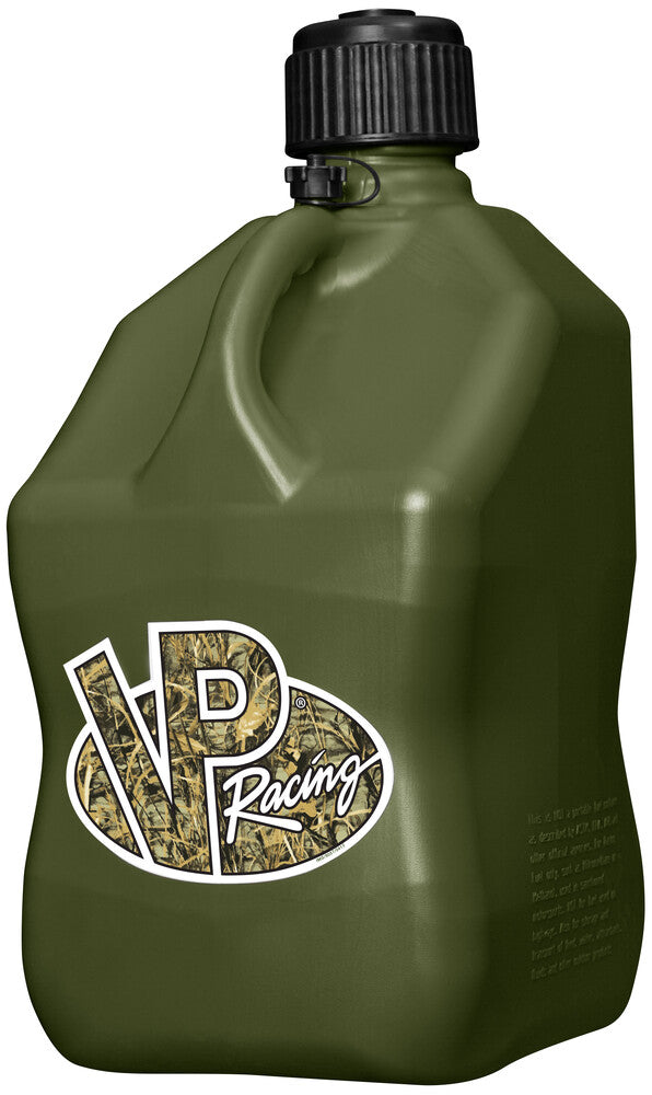 VP RACING VP MOTORSPORTS CONTAINER 5 GALLON CAMO