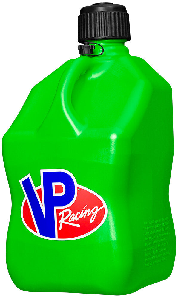 VP RACING VP MOTORSPORTS CONTAINER 5 GALLON GREEN