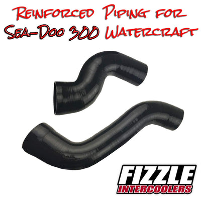 Fizzle Sea-Doo 300 Intercooler Tubing Upgrade Kit