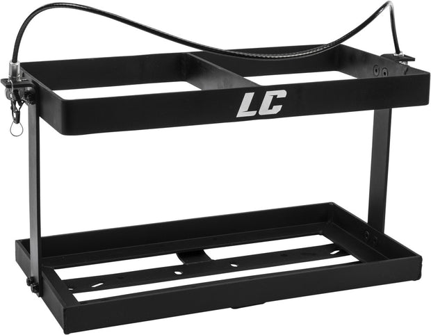 LC LC2 JUG RACK (2) BLACK