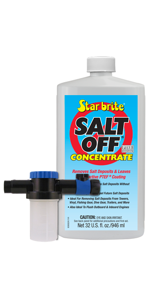 Salt Off Concentrate 32 oz Kit with Applicator