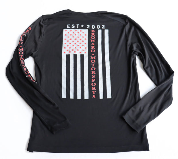 BMS Long Sleeve Dri-Fit Shirt