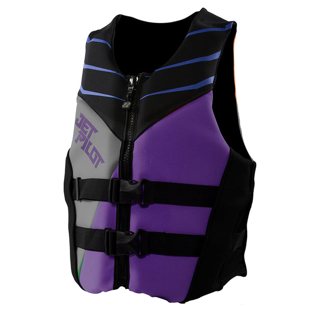 JET PILOT APEX WOMENS RACE VEST PURPLE