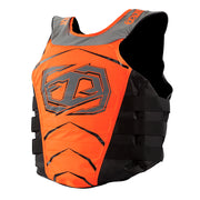 JET PILOT VINTAGE CLASS SIDE ENTRY NYLON PFD ORANGE