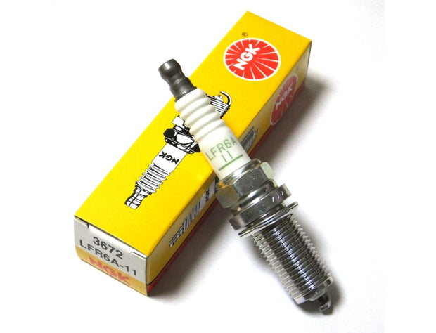 NGK LFR6A Spark Plugs - Yamaha HO / SHO Engines