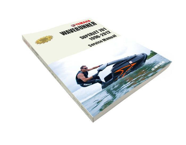 YAMAHA SUPERJET 701 GENUINE SERVICE MANUAL