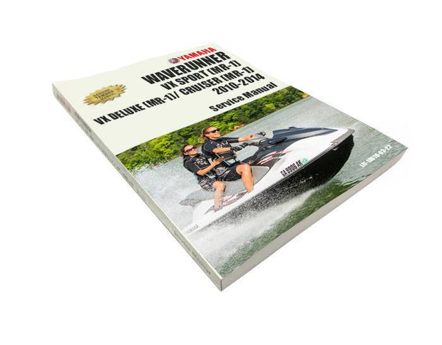 YAMAHA VX CRUISER, DELUXE, SPORT (MR-1) GENUINE SERVICE MANUAL