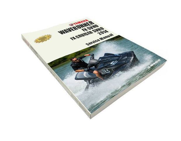 YAMAHA FX SVHO, CRUISER SVHO GENUINE SERVICE MANUAL