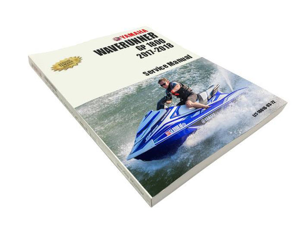 YAMAHA GP1800 GENUINE SERVICE MANUAL