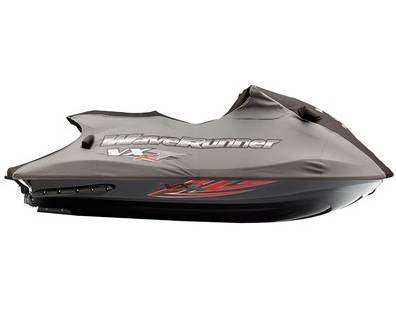 Yamaha 2011-2014 VXR Cover - Black/Charcoal
