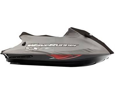 Yamaha 2010-2104 VX Cruiser Cover - Black/Charcoal