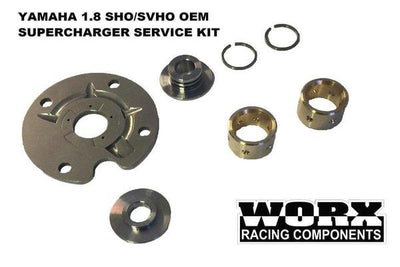 WORX Yamaha Supercharger Rebuild Kit