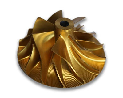 ET Low Boost Supercharger Impeller