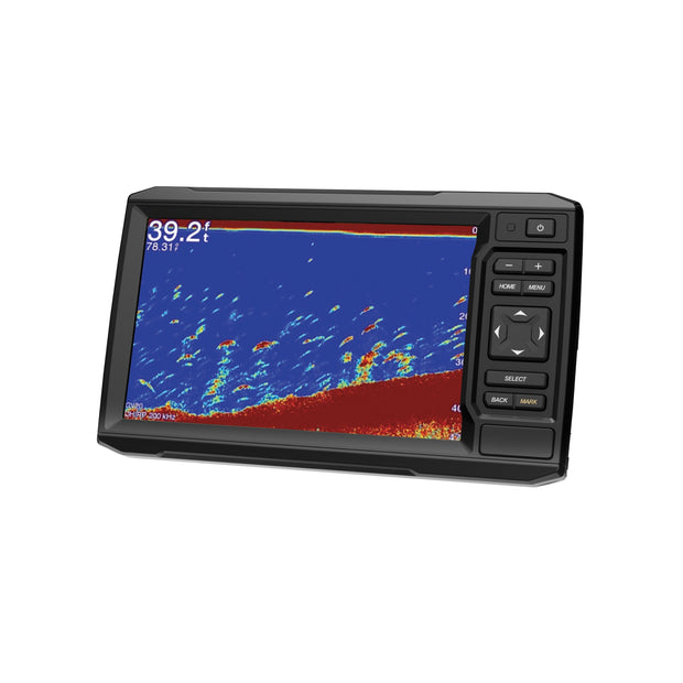 Garmin ECHOMAP™ Plus 62cv Fish Finder