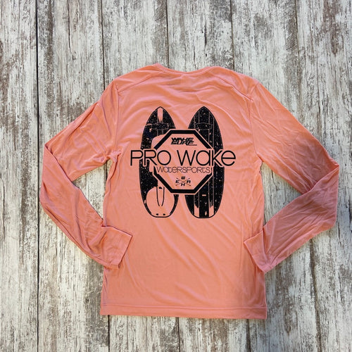 Pro Wake SPF 50 Long Sleeve