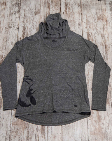 Ladies New Era Lightweight Hoodie