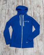 Ladies New Era Zip-Up Hoodie