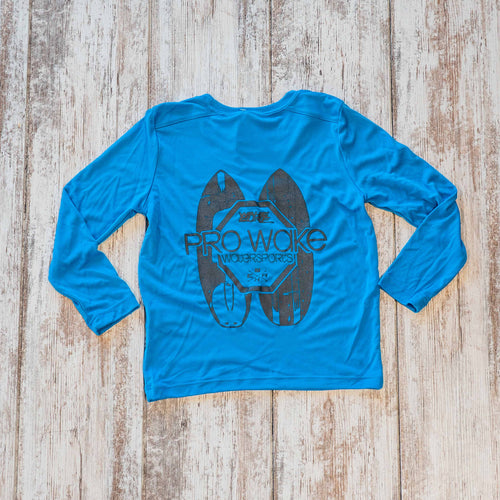 Kid's SPF 50 Long Sleeve Tee's