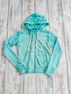 Women's Summer Zip-Up Hoodie