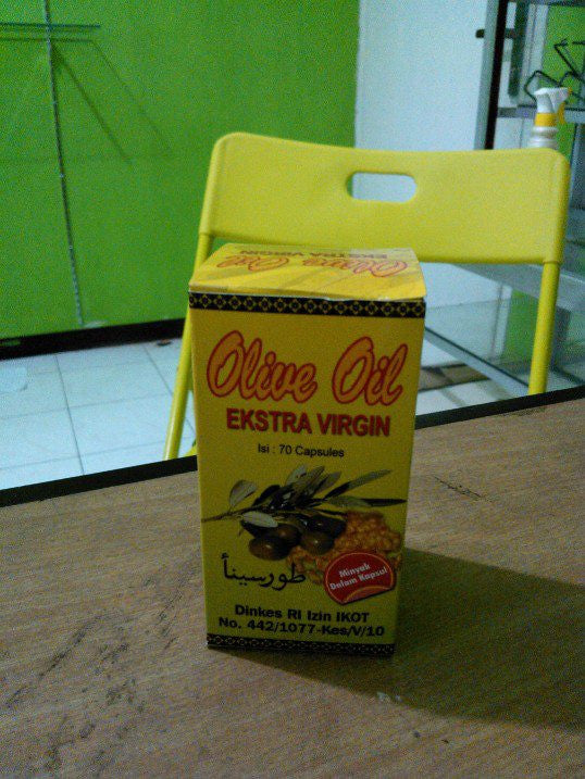 Olive Oil Extra Virgin 70