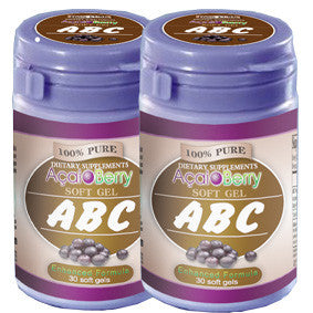Pelangsing ABC Acay Berry
