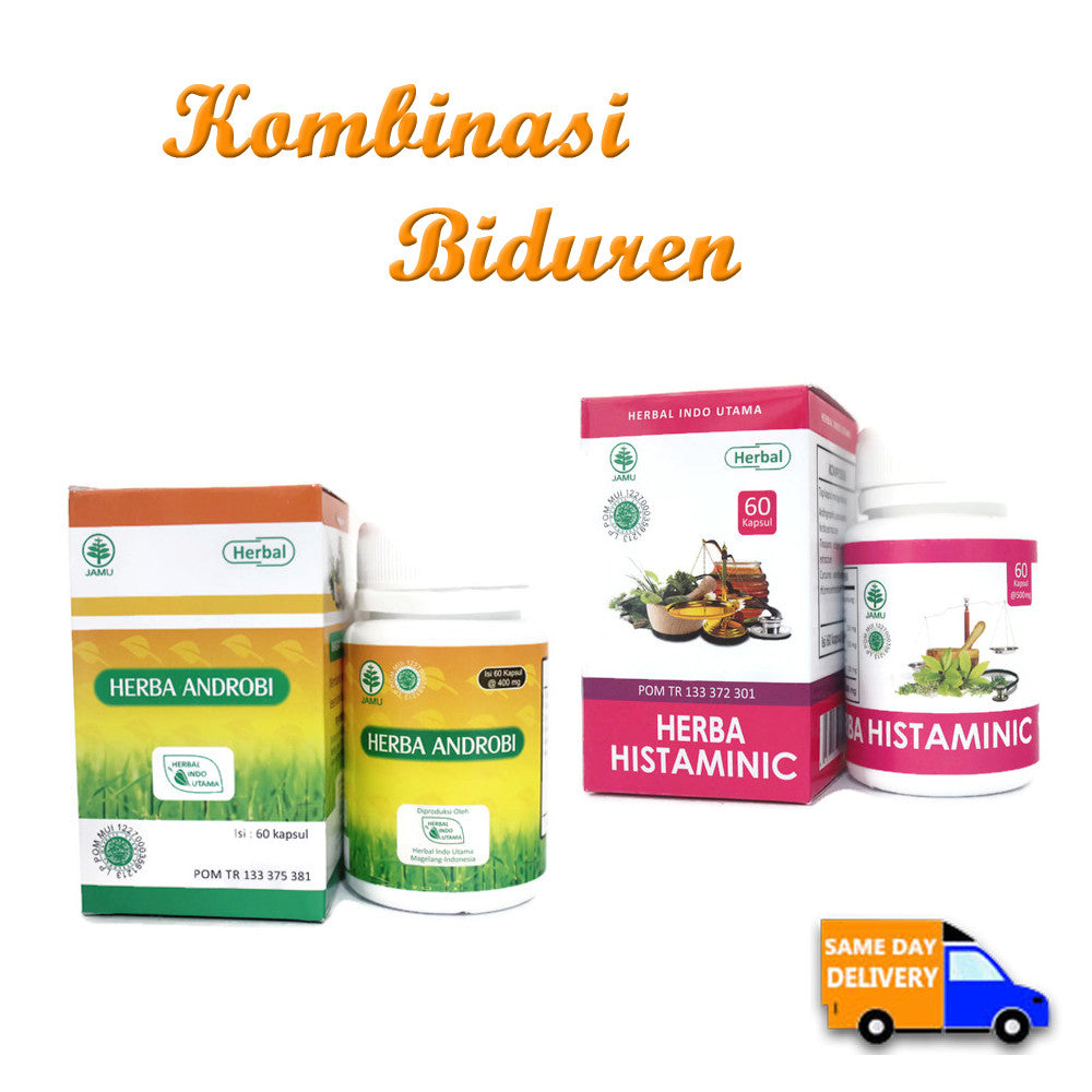 Herbal Kombinasi Biduren
