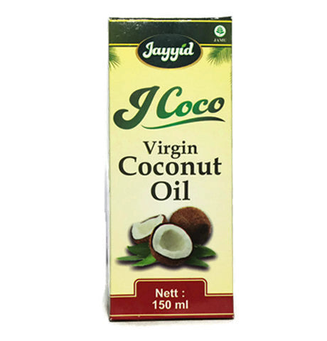 J Coco Virgin Coconut Oil Jayyid  150ml