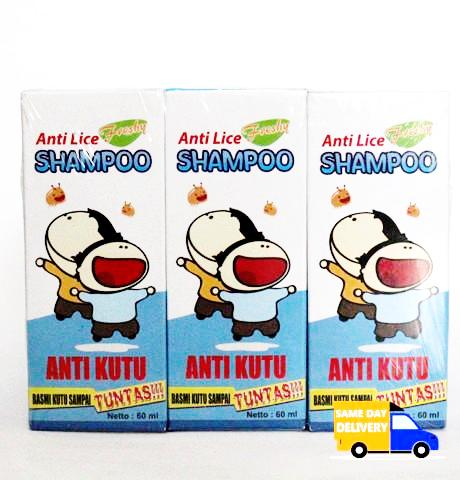 Anti Lice freshy Shampoo Anti Kutu