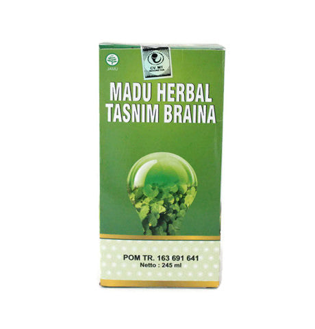 Madu Herbal Tasnim Brain