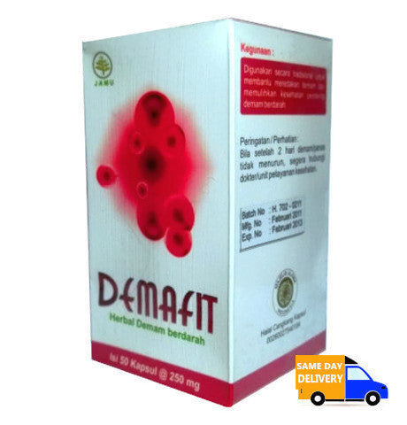Damafit Herbal Demam Berdarang