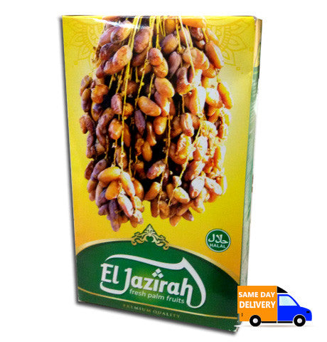 Kurma EL Jazirah Fresh Palm Fruit