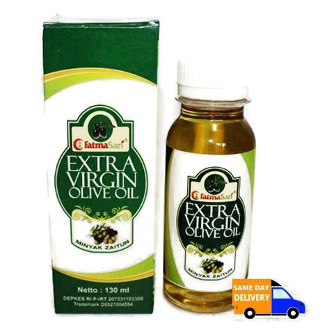 Fatmasari Extra Virgin Olive Oil 130ml