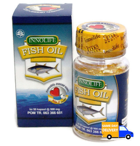 Inolife Fish Oil
