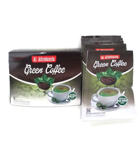 Green Coffee Al Afiyatusyfa