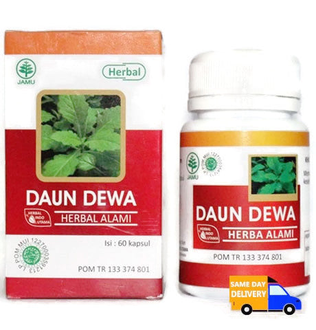 Daun dewa herbal indo utama