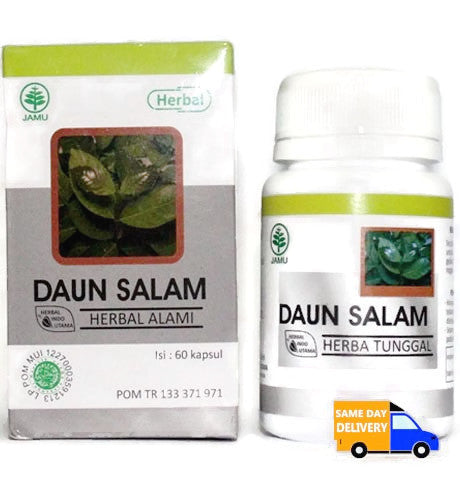 Daun Salam herbal indo utama