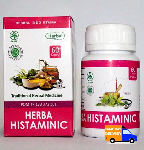 Histaminic herbal indo utama