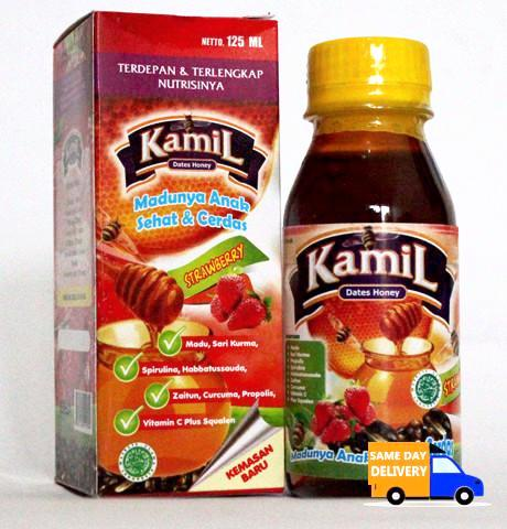 Madu Anak Kamil Strawberry