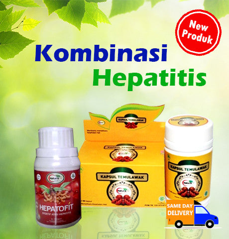 Herbal Kombinasi Penyakit Hepatitis Naturafit