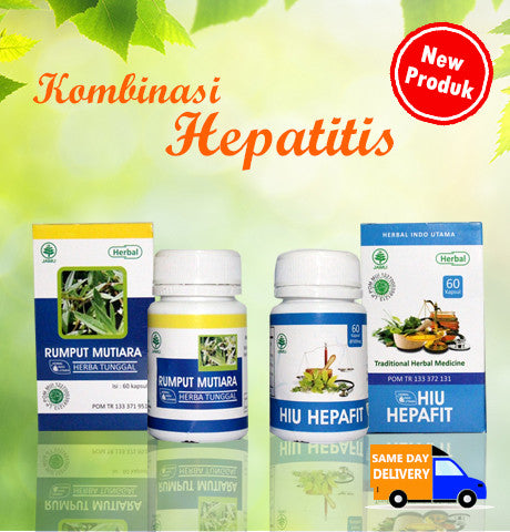 Herbal Kombinasi Penyakit Hepatitis
