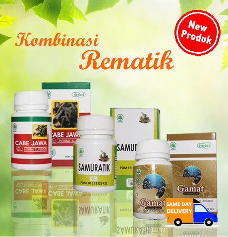 Herbal Kombinasi Penyakit Rematik