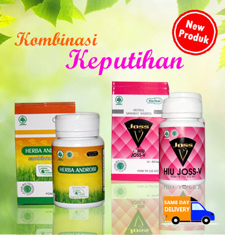 Herbal Kombinasi Keputihan